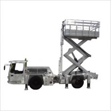 RS-3SL Scissors Lift Truck