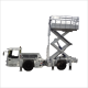 RS-3SL Scissors Lift Truck